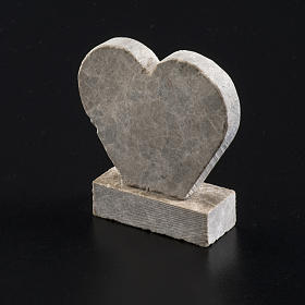 Corazón mármol de Medjugorje s4