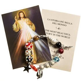 Bracelets, dizainiers: Bracelet Medjugorje 'L'histoire la plus belle du mon