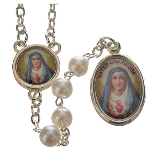 Chaplet, Our Lady of Sorrows, Medjugorje 1