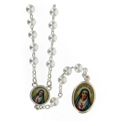 Koronka Matki Bożej Bolesnej Medjugorje 1
