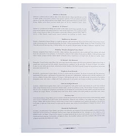 Stampa Medjugorje Regina Pacis 34x24 cm s2