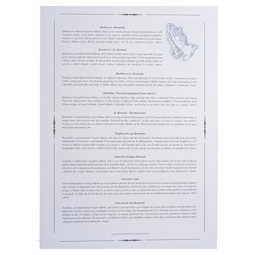 Stampa Medjugorje Regina Pacis 34x24 cm 2
