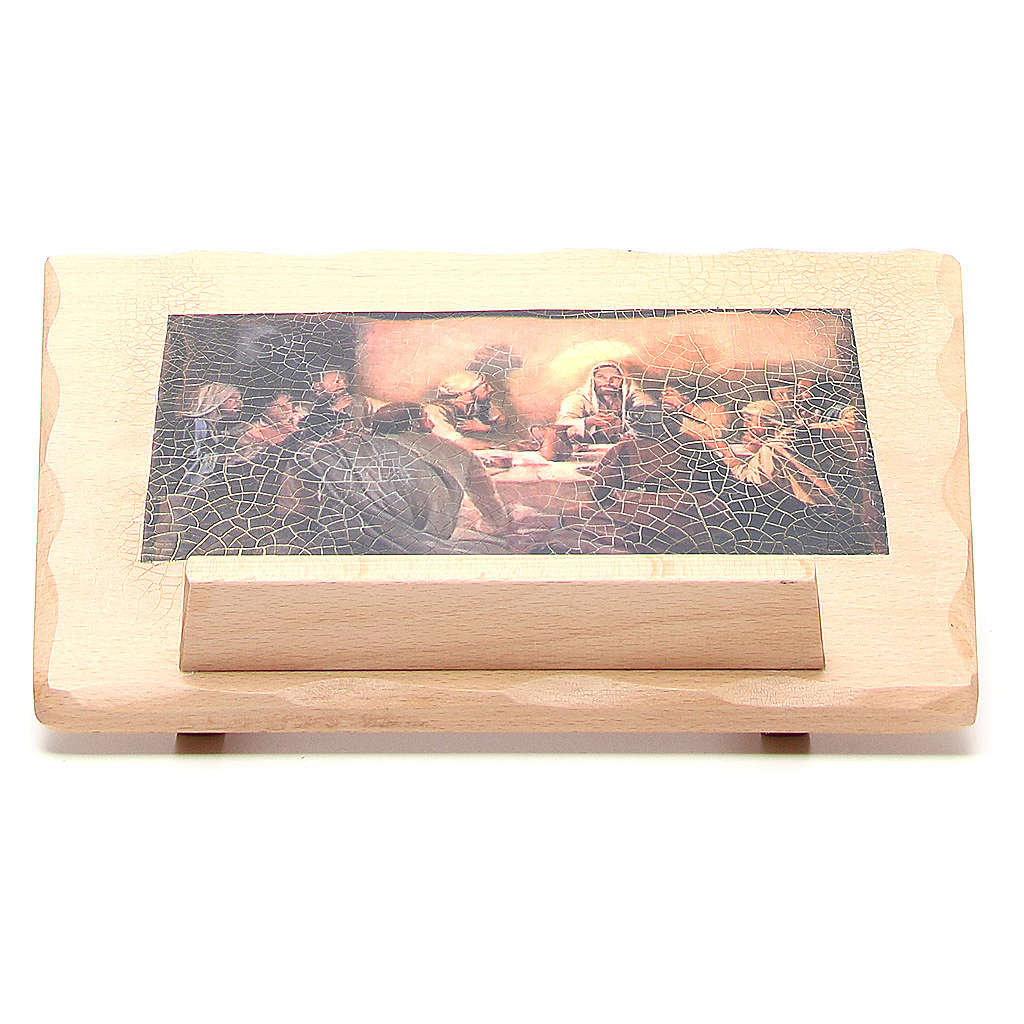Lectern, Medjugorje with Last Supper image 4