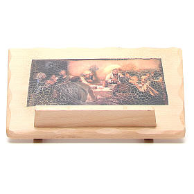 Lectern, Medjugorje with Last Supper image s1
