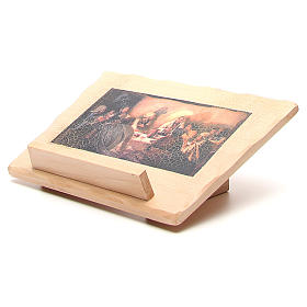 Lectern, Medjugorje with Last Supper image s2