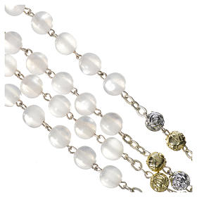 Chapelet Medjugorje imitation perles Saint Esprit s4