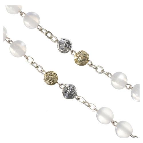 Chapelet Medjugorje imitation perles Saint Esprit 3