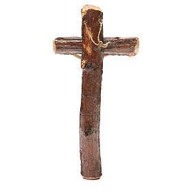 Crucifix bois de Medjugorje à suspendre s2