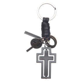 Medjugorje metal key ring s2