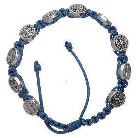 Bracelets, dizainiers: Bracelet dizainier St Benoît turquoise