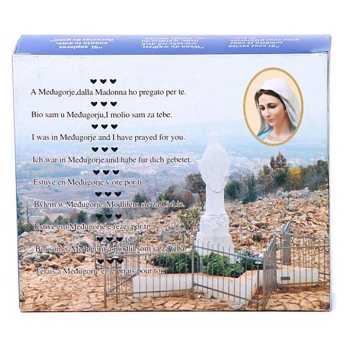 Kit terra sassi e rosario Medjugorje 3