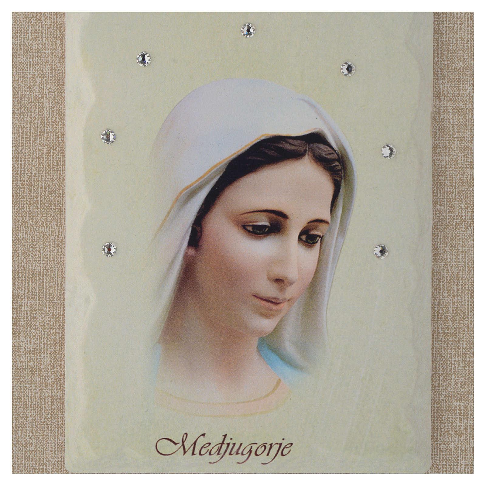 Our Lady of Medjugorje framed print 4