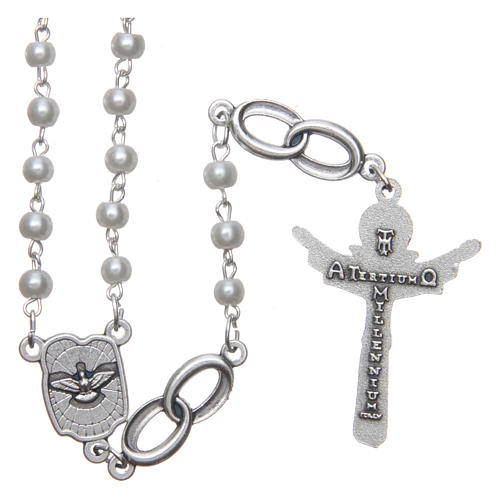 Medjugorje rosary of the bride and the groom 2
