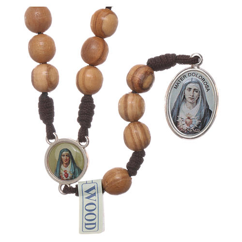 Medjugorje rosary Our Lady of the Seven Sorrows 2