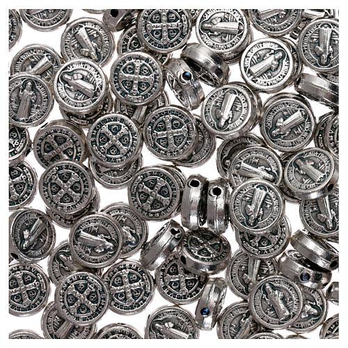 Confezione 1000 pz grani per rosario 7 mm 1