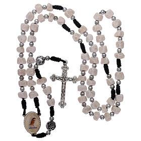 Rosary in Medjugorje stone s4
