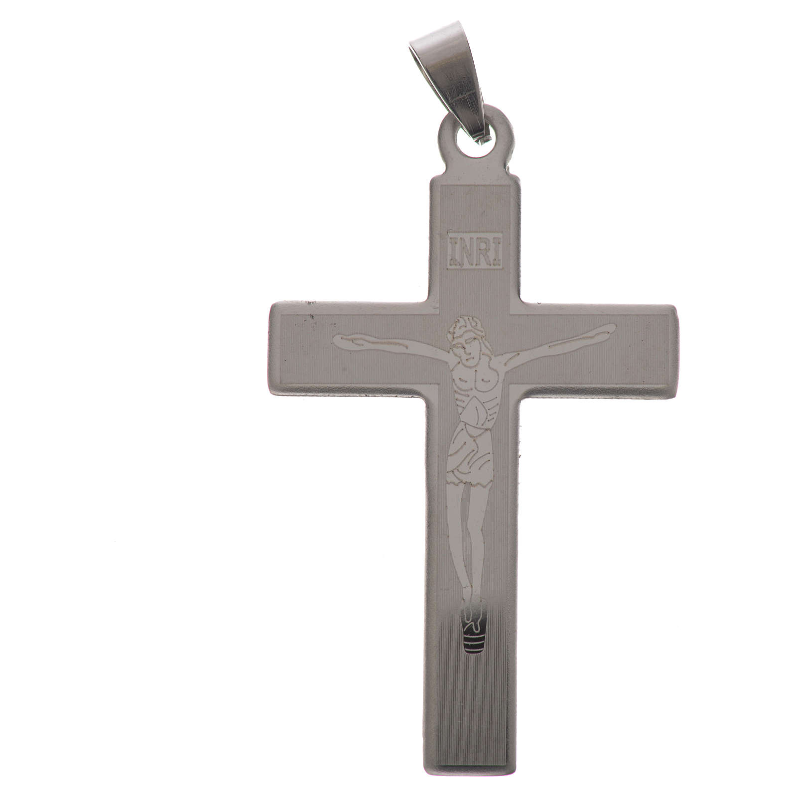 Steel cross with incision 3x5 cm 4