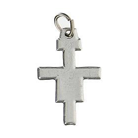 Mini cruz de San Damián 1,5 cm s2