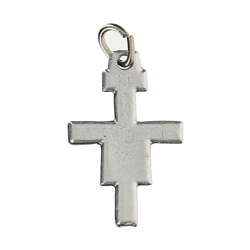 Mini croce di San Damiano 1,5 cm 4