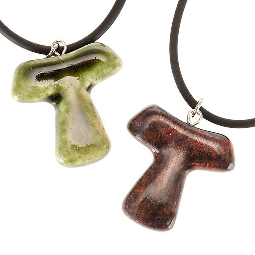 pendant with tau cross 4