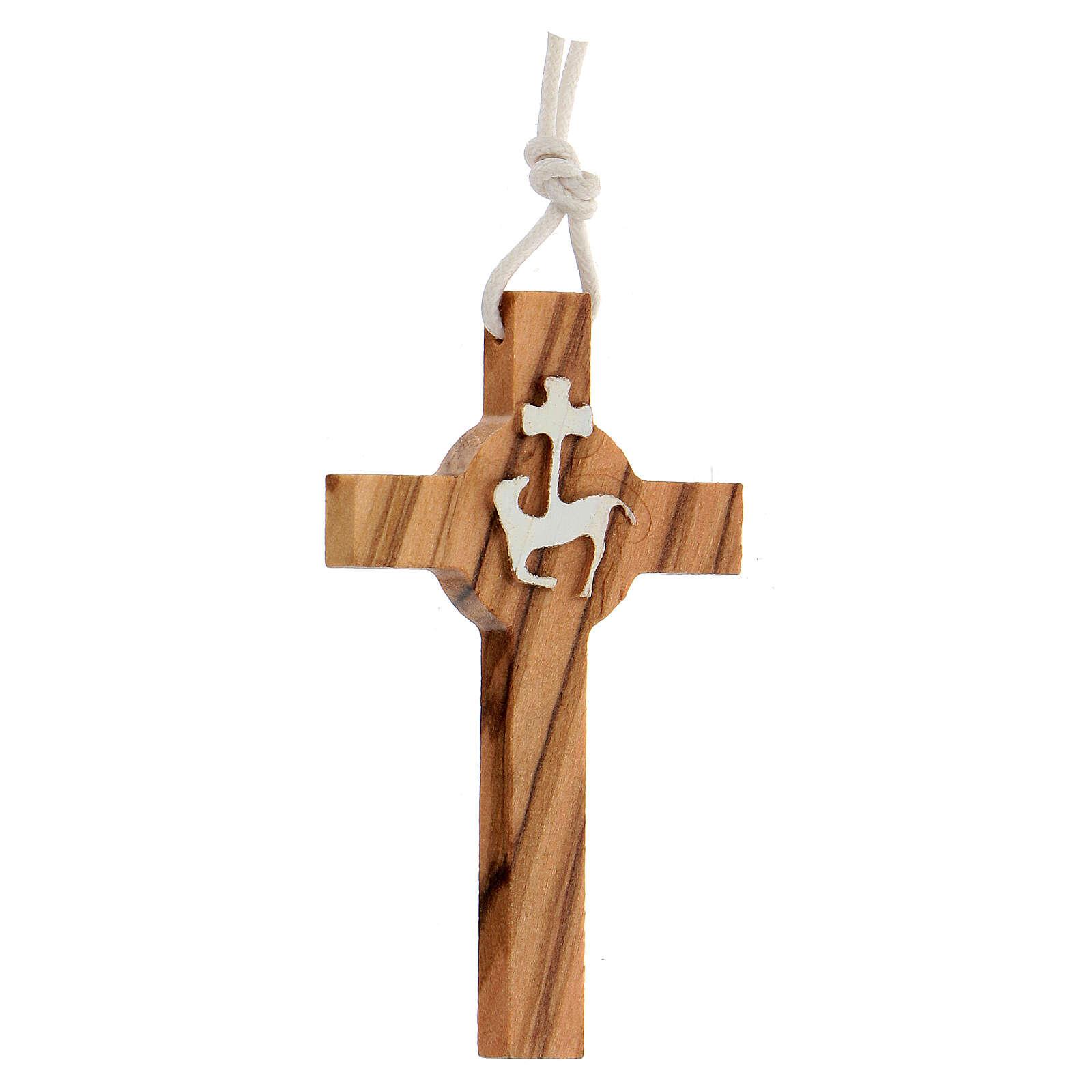 Cruz de madera Primera Comunión 4