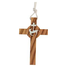 Cruz de madera Primera Comunión s1