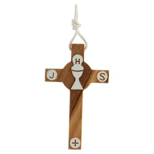 Cruz de madera Primera Comunión 2