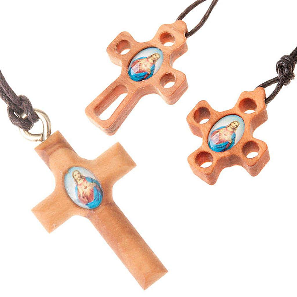 Holy Heart of Jesus cross 4