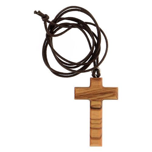 Pendente crocifisso argentato 4