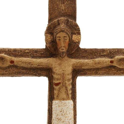 Pectoral crucifix in Bethleem wood 4