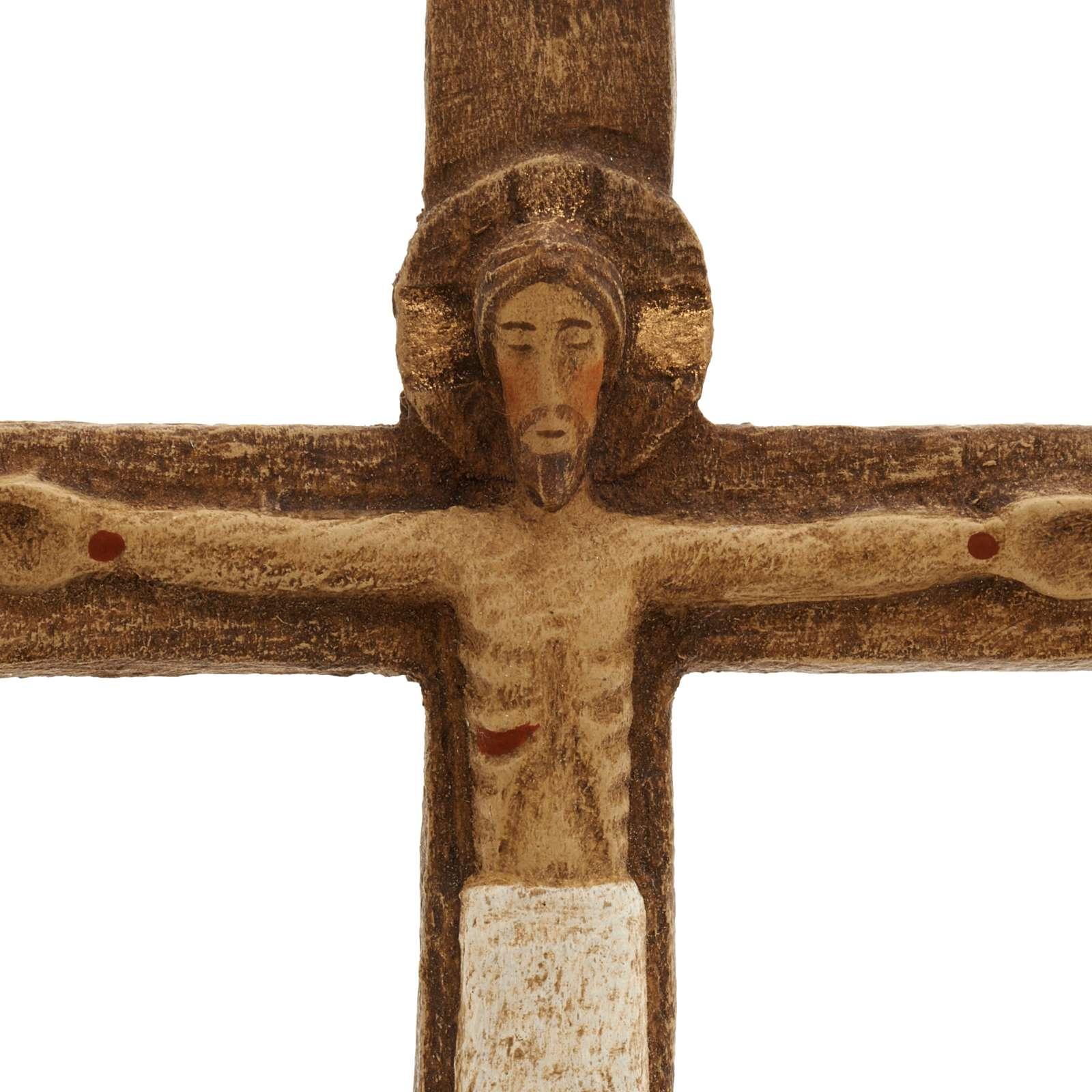 Krucyfiks drewno Klasztor Bethleem 4