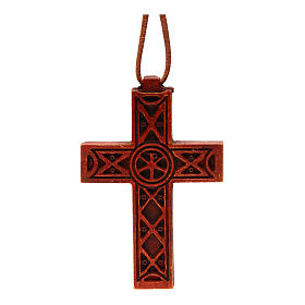 Traditional cross in Bethleem wood s1