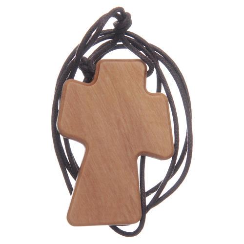 Croce olivo Calice rilievo 5 cm 2