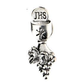 Broche Cáliz de Cristo 3,5 cm s1