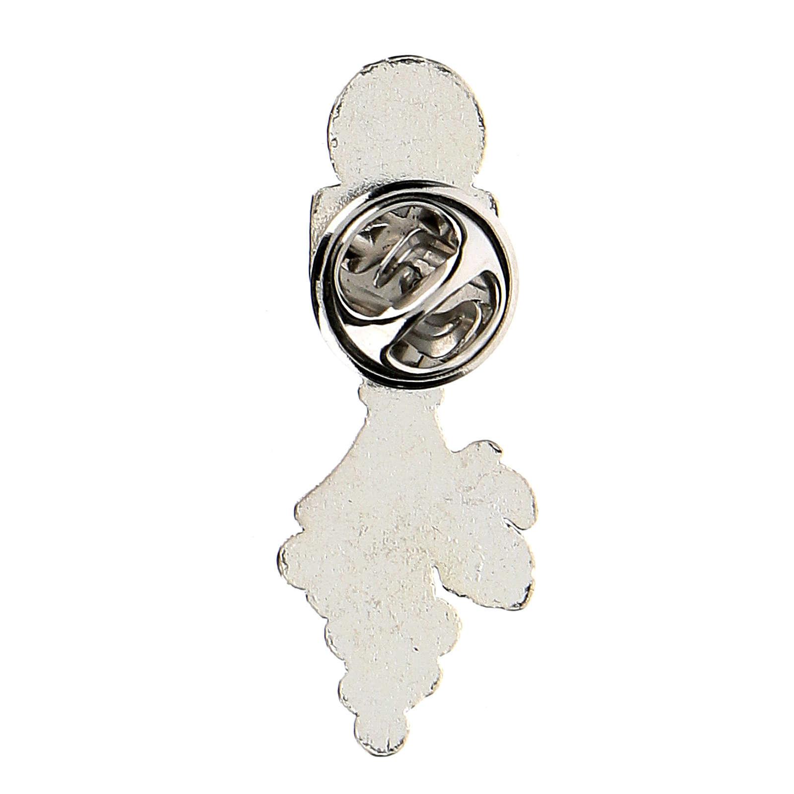 Spilla Calice di Cristo 3,5 cm 4