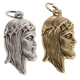 Pendentif visage du Christ s1