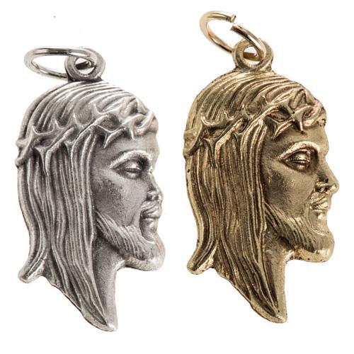 Pendentif visage du Christ 1