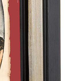 Christ face, Florentine print s4