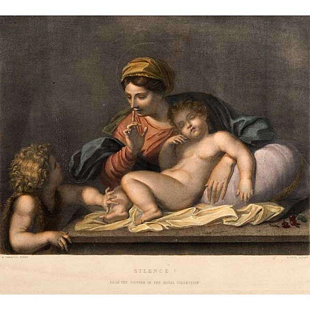 Madonna del silenzio stampa Firenze 3