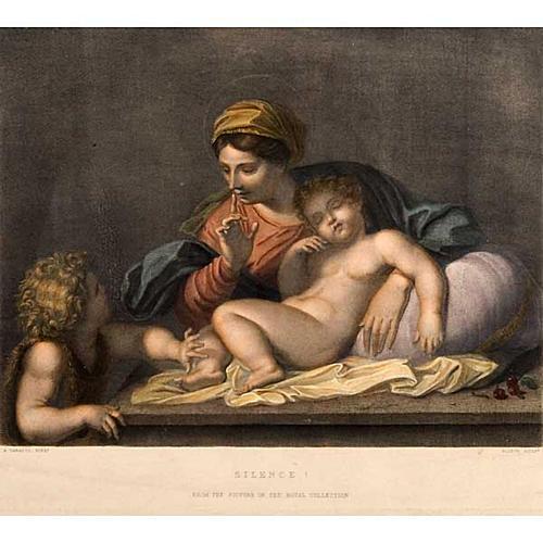 Madonna del silenzio stampa Firenze 4
