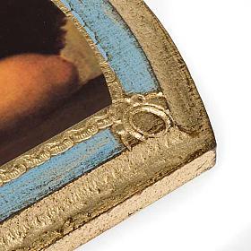 Stampa Angeli di Raffaello su legno s2