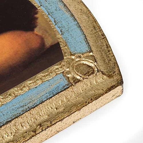 Stampa Angeli di Raffaello su legno 2