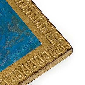 Stampa legno San Francesco d'Assisi s2