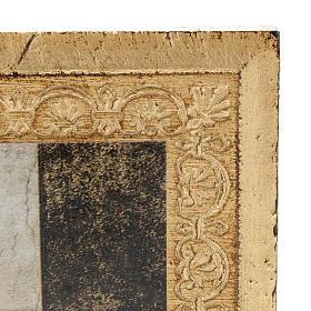 Impressão madeira Última Ceia Leonardo s3