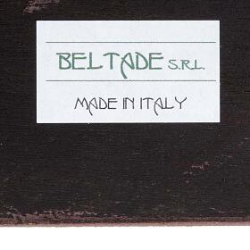 Quadro madeira impressão Virgem com o Menino de R. Blanc s3