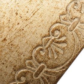 Cuadro madera Sagrada Familia Bellazzi fondo beis s3