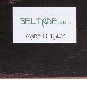 Cuadro madera Sagrada Familia Bellazzi fondo beis s6