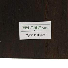 Cuadro Santa Rita estampado sobre madera s4