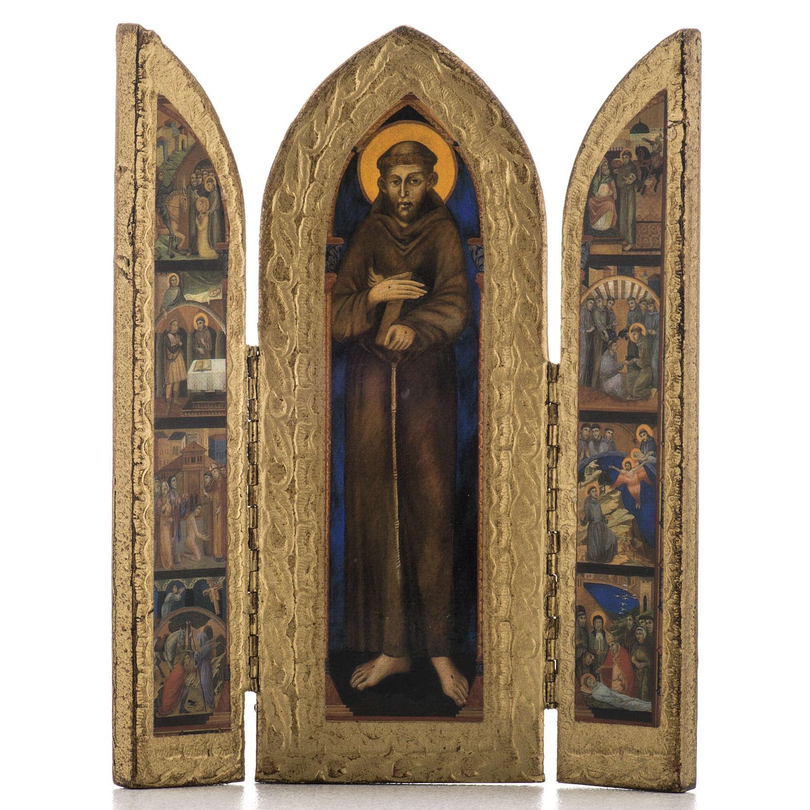 Trittico Francescano 3