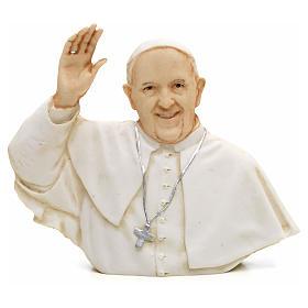 Quadretto Landi sagomato Papa Francesco s1